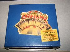 THE TRAVELING WILBURYS 2 CD 1 DVD BLUE 2ND EDITION NUMBERED BOX SEALED