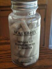 VOLUGENIX Advanced Hair Growth Vitamins Biotin Hair Loss Supplement - Exp 2/2021