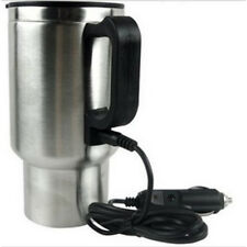 12V 450ml Auto Car Heating Metal Cup Coffee Tea Water Heater Cigarette Lighter