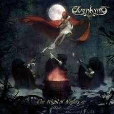 Elvenking - The Night Of Nights - Live (2cd+dvd) NEW 2 x CD