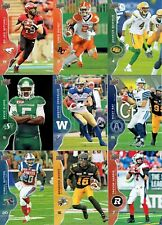 2017 Upper Deck CFL Team Sets--All 9 Teams available ***YOU PICK***