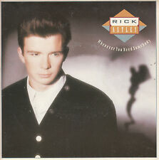 """7"""" 45 TOURS FRANCE RICK ASTLEY """"Whenever You Need Somebody +1"""" 1987"""