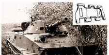 ASSEMBLED METAL TRACKS FOR PT-76, BTR-50, ASU-85 1/35 SECTOR35 3557-SL