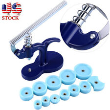 Watch Back Case Crystal Press Closer Fitting Jewelry Watchmaker Repair Set Tool
