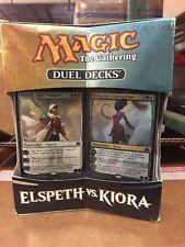 Magic The Gathering Elspeth Vs Kiora Deck Set For Card Game MTG Duel Deck