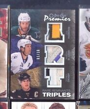 2007-08 OPC Premier Remnants Patches Silver #PTTSC Thornton/St.Louis/Crosby /10
