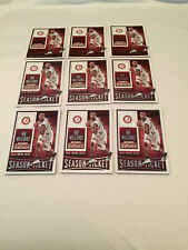 2015/16 Contenders Draft Basketball Mo Williams Alabama Crimson Tide 9 card lot