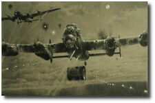 Bomb Away! by Robert Taylor - Lancaster - Operation Chastise - Aviation Art -A/P