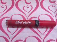 New Sealed Victoria's Secret Velvet Matte Cream Lip Stain U pick Favorite Color