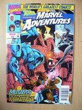 MARVEL COMIC- X-MEN Starring In MARVEL ADVENTURES, No. 8, November 1997