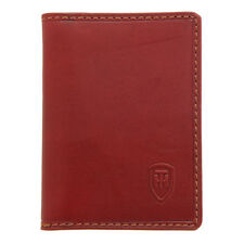 Italian Leather Credit Card Holder by Tumble and Hide - RRP £20.00