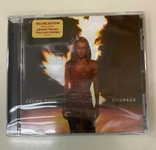 Celine Dion Deluxe Edition Courage 2019 CD 4 Bonus tracks and Fold out Poster