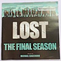 Lost: The Final Season Original Television Soundtrack CD by Michael Giacchino
