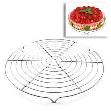Kuchendraht Supports à Gâteaux Gâteau Grille de Refroidissement à Pâtisserie