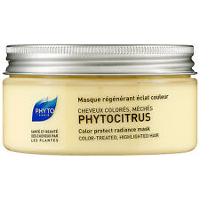 PHYTO Phytocitrus Color Protect Radiance Mask / Treated, Highlighted Hair 6.7 oz
