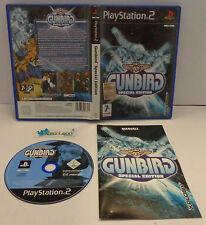 Console Game Gioco SONY Playstation 2 PS2 PAL ITALIANO - GUNBIRD SPECIAL EDITION