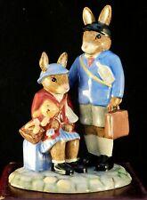 "Royal Doulton Bunnykins Figurine - ""Evacueel"" Db383"