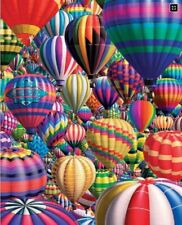 Jigsaw puzzle Hot Air Balloons 1000 piece NEW Made in USA