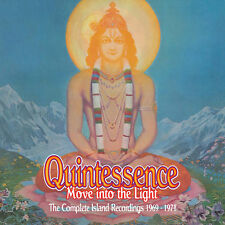 Quintessence - Move Into The Light Complete Island Recordings 69-71 2 CD