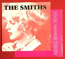 "THE SMITHS -Sheila Take A Bow- Original UK 12"" +Catalogue inner (Vinyl Record)"