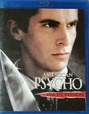 American Psycho (Blu-ray, 2007, Uncut Version)