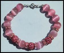 Lobster Glass Beaded Fashion Bracelets