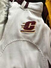 Ncaa Mac Cmu Central Michigan University Chippewas Game Worn Used Football Pants