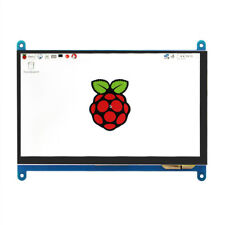 7 inch 800x480 Capacitive touch screen LCD Display HDMI For Raspberry Pi 2 3 B+