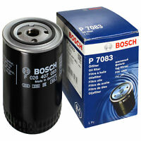 Original BOSCH Ölfilter F 026 407 083 Öl Filter Oil