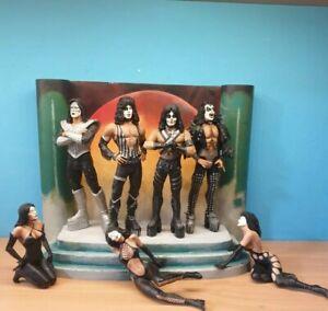 KISS LOVE GUN TOUR - McFarlane toys figures
