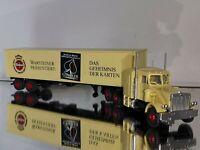 Wiking Werbemodell Warsteiner 7 - Peterbilt - Container-Sattelzug Teil 2 - T@P