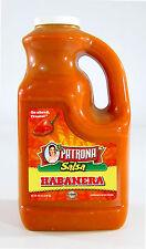 La Patrona Salsa Habanera, 4 PACK / 8.5 lb (4 / 1 Gallon Jugs), FREE SHIPPING