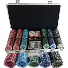 MALETIN LASER ULTIMATE 300 FICHAS Poker poquer (Nuevos¡¡  Somos Tienda Online)