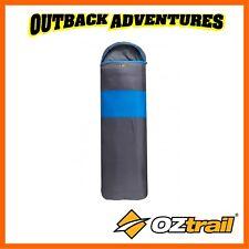 Oztrail Kennedy Hooded Sleeping Bag +10°