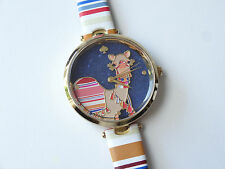 Kate Spade Holland KSW1271 Women's Watch With Multicolour Leather Strap