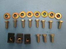 PORSCHE 944 944 TURBO 951 S2 968 ENGINE TRAY HARDWARE KIT ALL NEW HARDWARE
