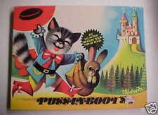 Puss In Boots, Kubasta, Pop-Up, Brown Watson, 1972