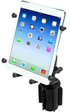 RAM X-Grip Cupholder/Drinkholder Mount - iPad,  Air, Air 2, iPad 5th Generation