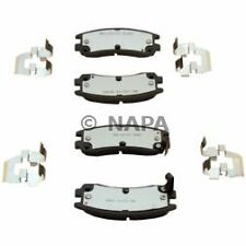 Disc Brake Pad Rear NAPA AD7387