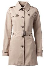 Tommy Hilfiger women's Heritage Trench Coat Beige size M