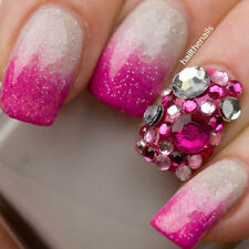 Nature Magnetic Plastic Nail Art Accessories