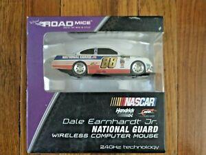 Road Mice NASCAR Dale Earnhardt Jr. 2.4GHz Wireless Optical Computer Mouse