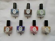 Ciate mini 5ml Nail Polish - 7 different colours; great fashion - buyer's choice