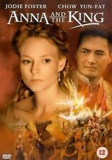 Anna And The King  Jodie Foster, Chow Yun-Fat BRAND NEW AND SEALED UK R2 DVD