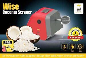 Electric Coconut Scraper High Speed Scrapper Grater Shredder 110V USA CANADA