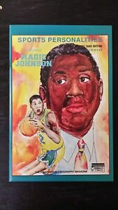 1991 PERSONALITY COMICS MAGIC JOHNSON #4 NM LMTD TO 4500 TRADING CARDS INTACT