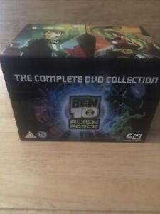 Ben 10 Dvd Box Set