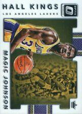 2017-18 Donruss Optic Hall Kings #7 Magic Johnson Lakers