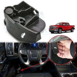 New Hood Latch Release Pull Handle Lever Fit for GMC Sierra 2008 -2013 20968782