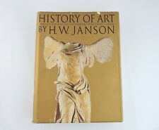 History of Art by Anthony F. Janson (1986, Hardcover)D/J Revised Third Edition
